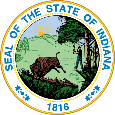 state of indiana licensed