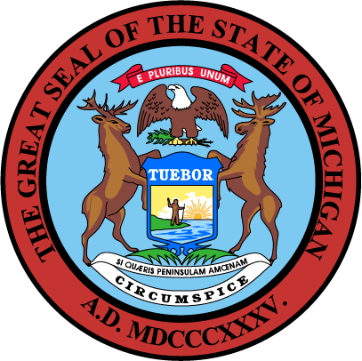 state of michigan licensed
